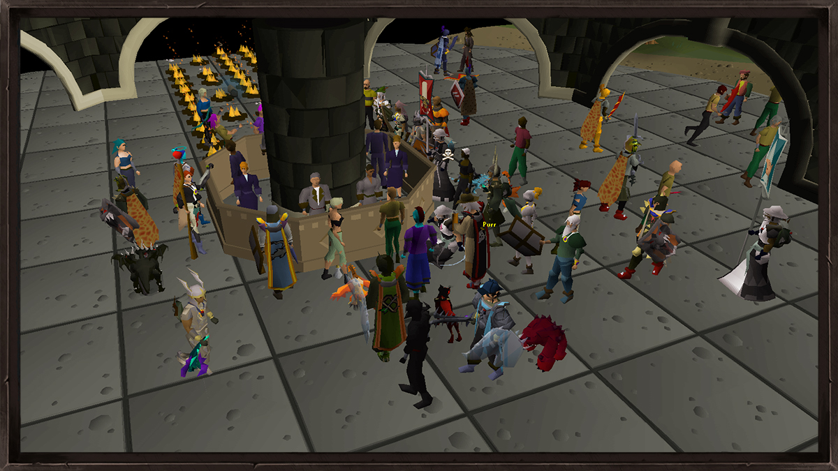 Press release: Old School RuneScape Mobile enters members' beta
