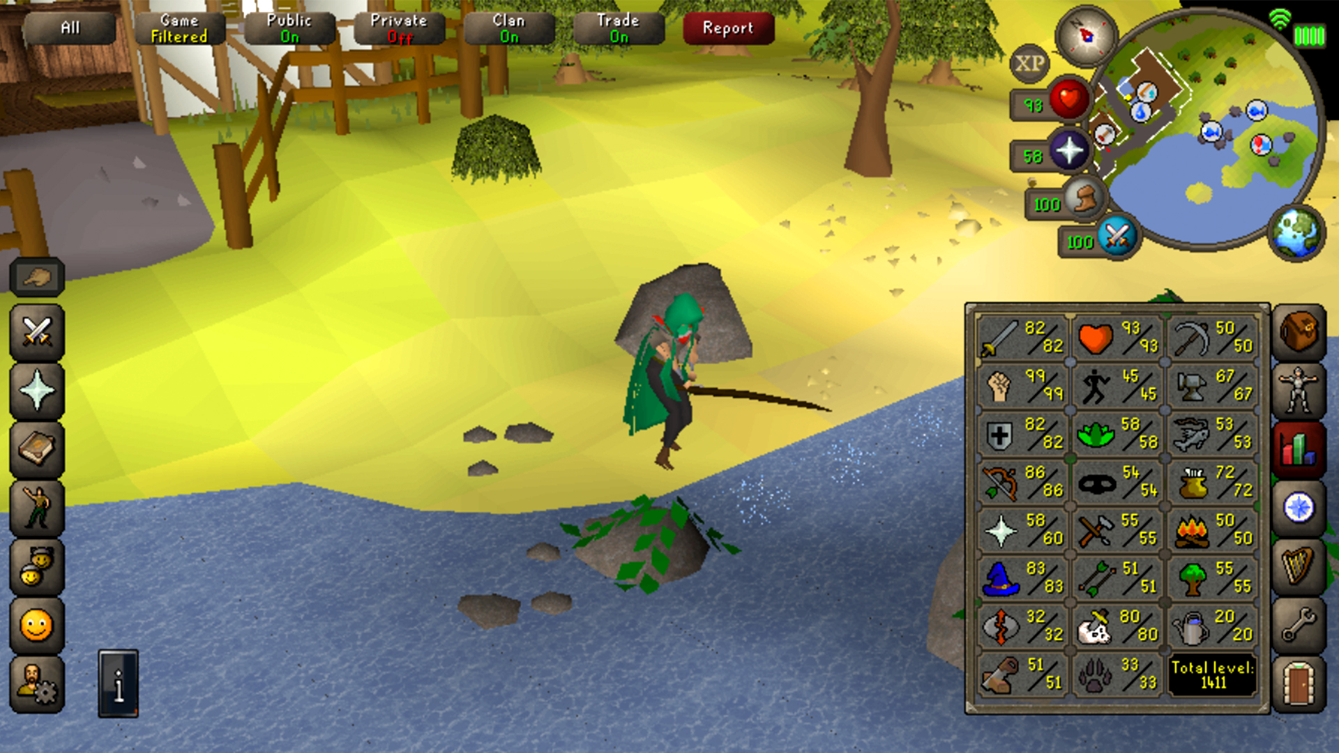 Press Release: Iconic MMO Old School RuneScape launches on iOS and
