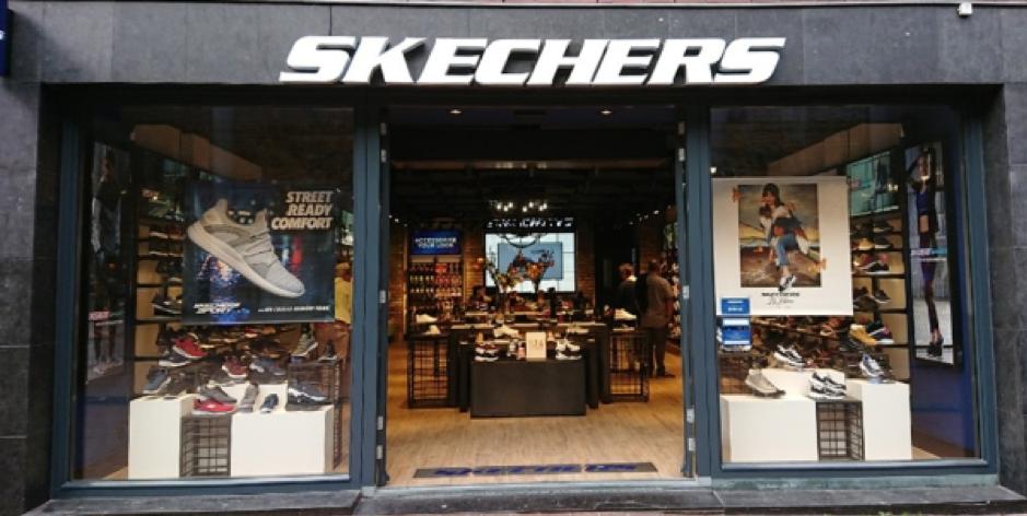 Y así Más que nada patio de recreo  Skechers opent concept store in Enschede