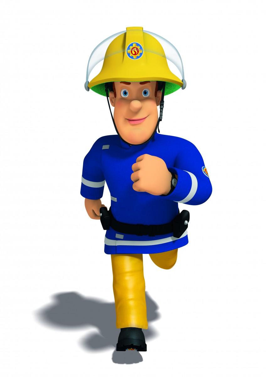 Leuke Kleurplaten Brandweerman Sam.Brandweerman Sam Op Bezoek In Stadshart Zoetermeer Zondag 11 Maart