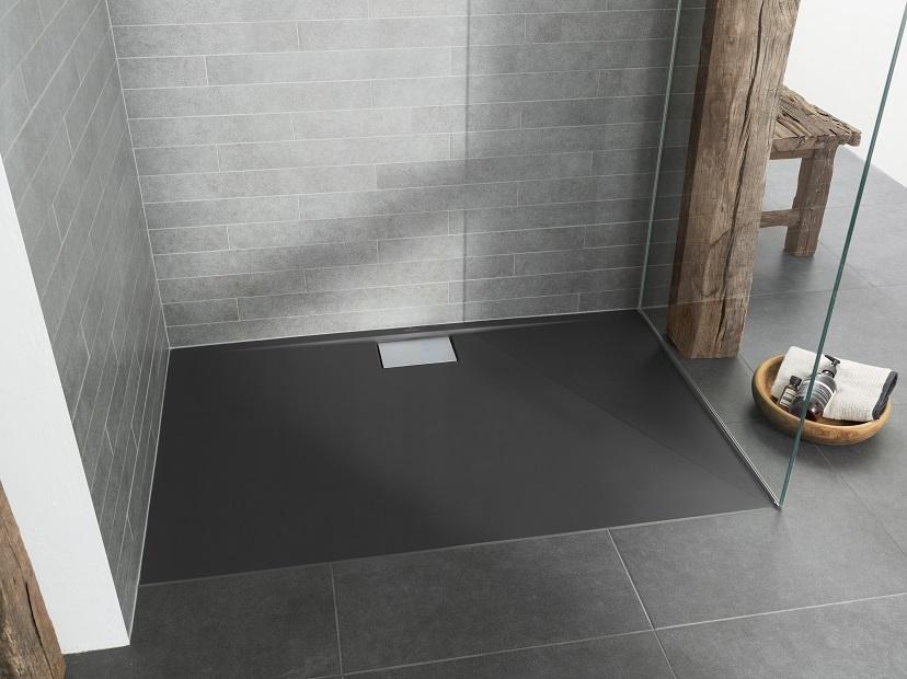 Badkamer Douche Vloeren : Persflits de perfecte inloopdouche begint biju de vloer