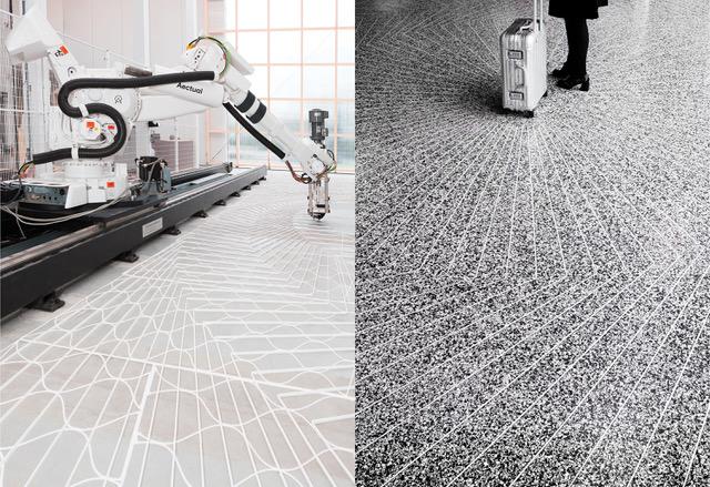 Aectual 3D print vloer