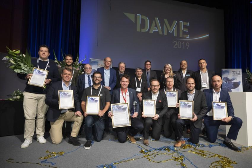 DAME winnaars 2019