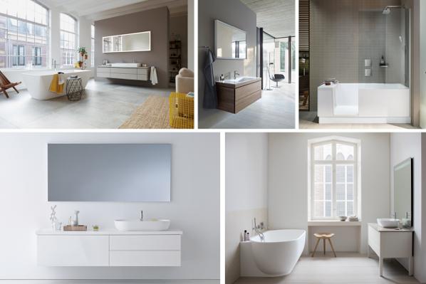 persbericht duravit trends voor de badkamer van de toekomst