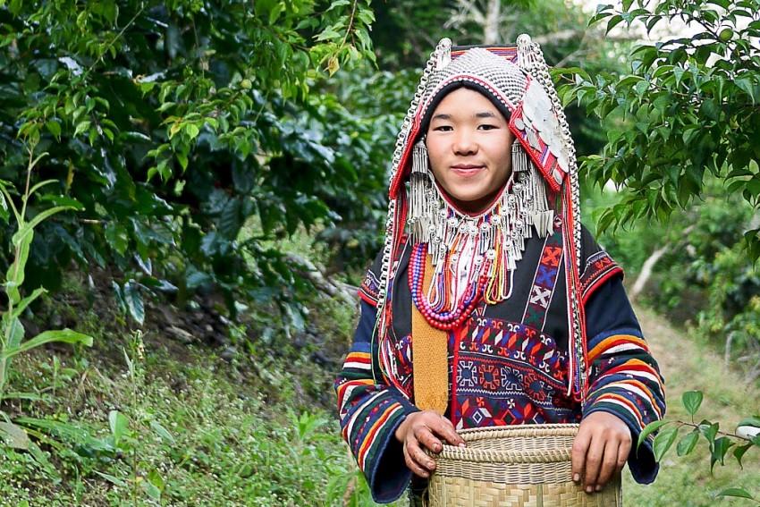 Akha Ama Tribe