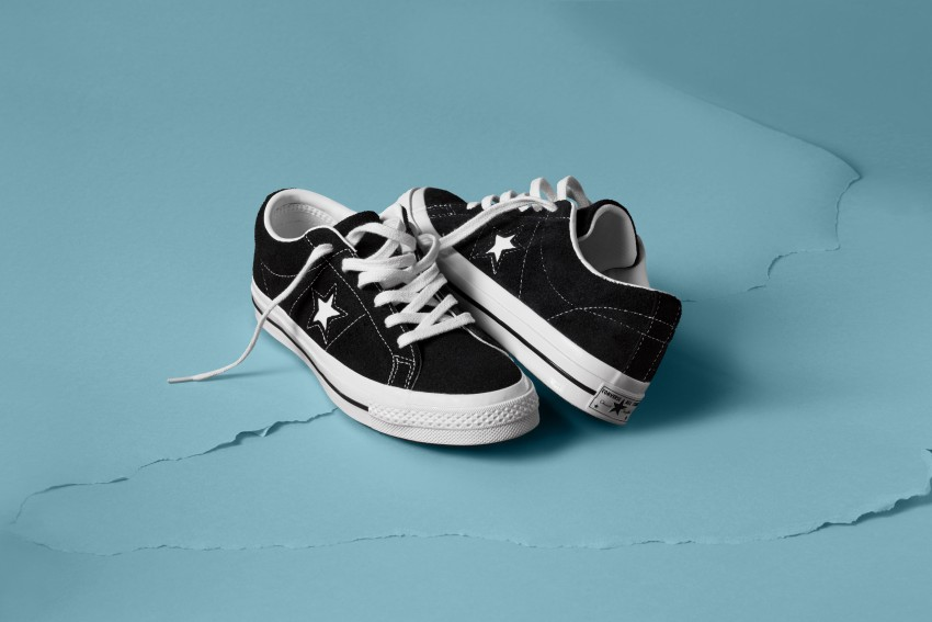 572bbe9fb8a3 The Converse One Star Makes its Own Rules for Spring 2018